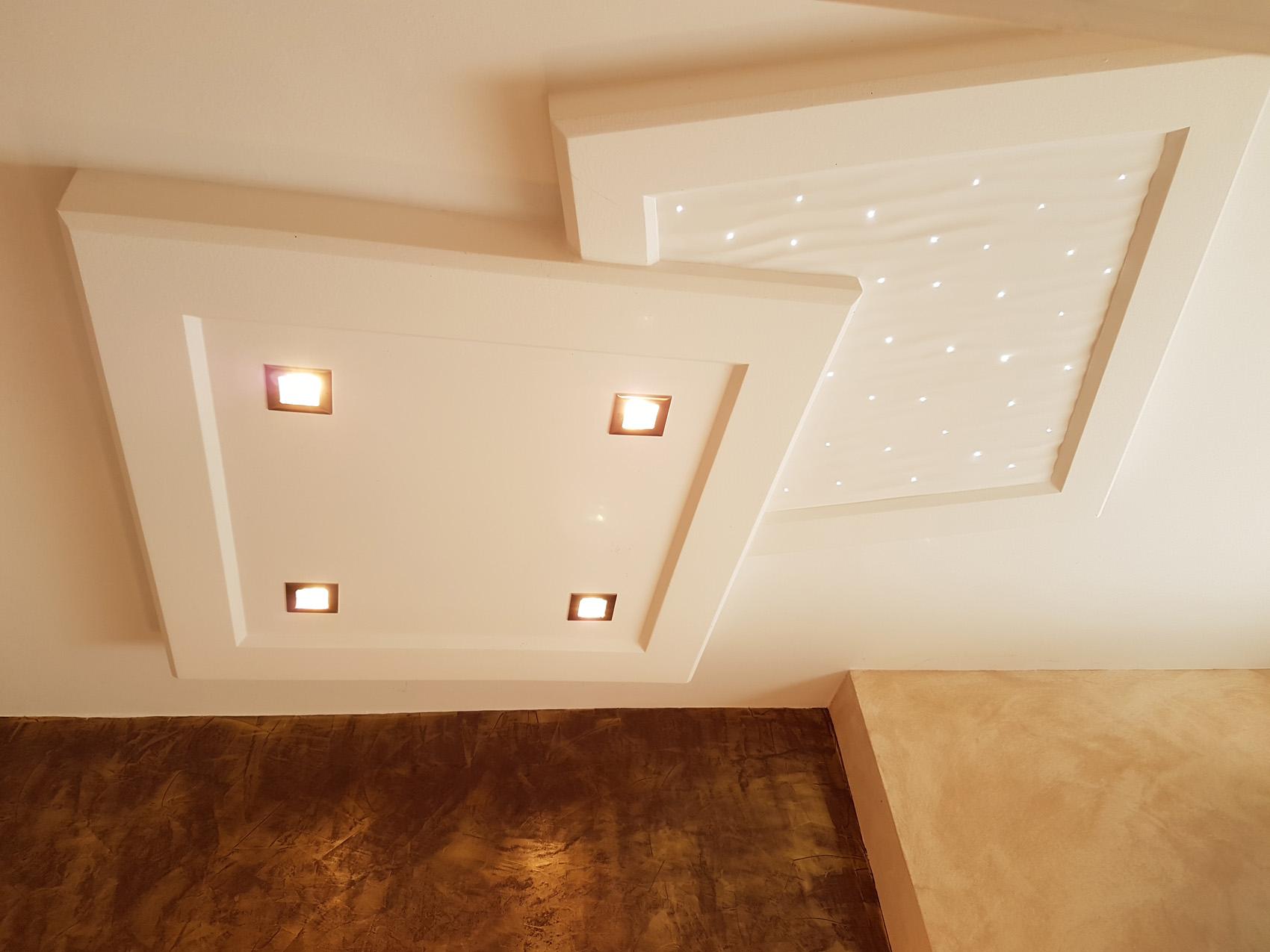 Plafond lumineux - La Flocellière