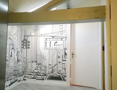 Papier peint – Sèvremont en Vendée
