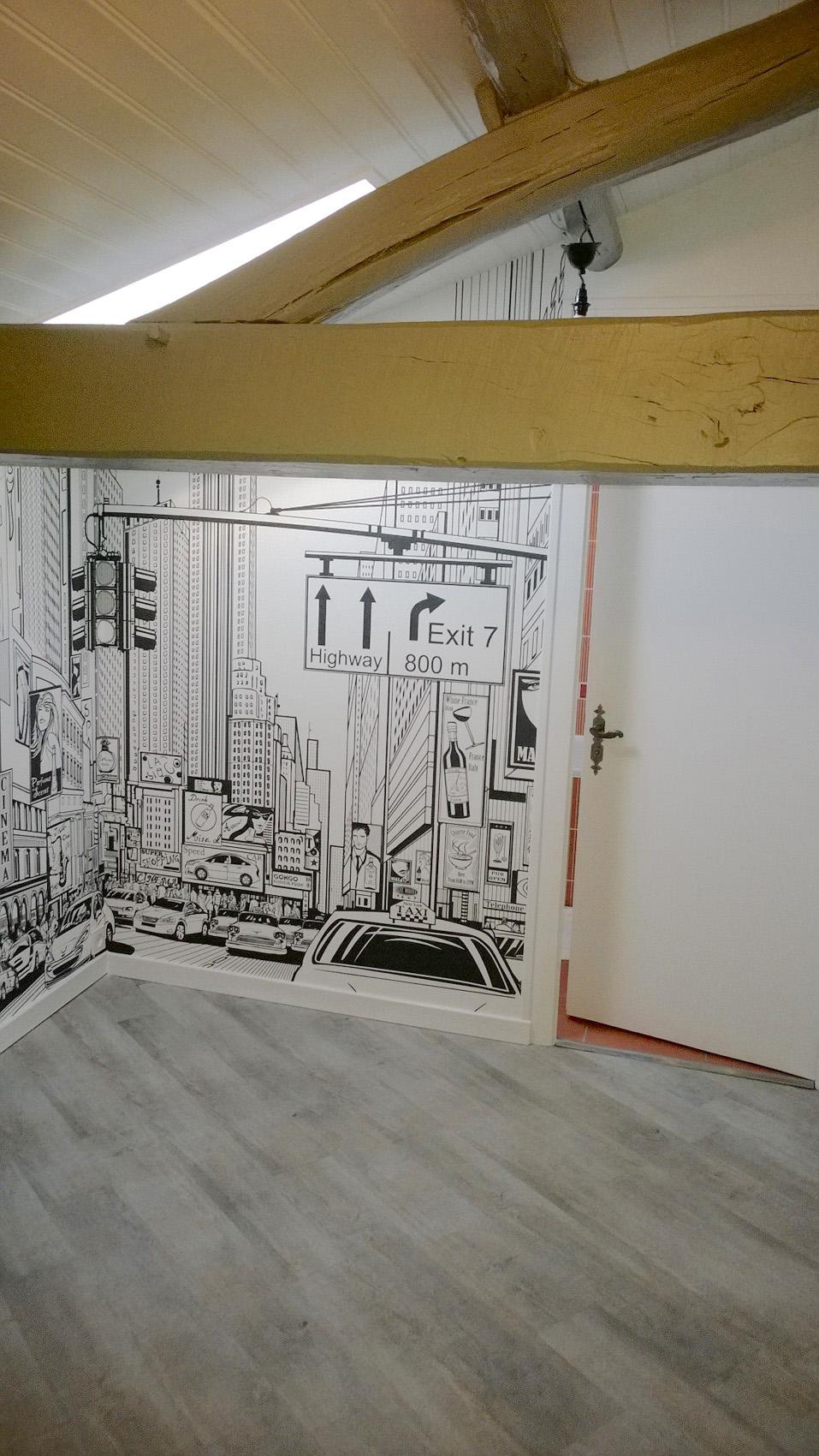 papier peint sevremont en Vendée