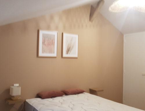 Chambre – Peinture – Sevremont