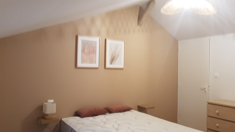 Chambre - Peinture - Sevremont